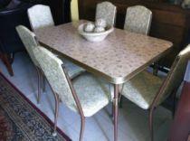 1960s kitchen table