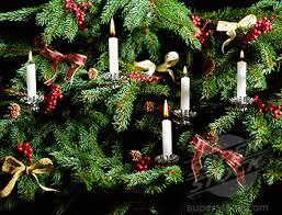 ChristmasTreeCandles